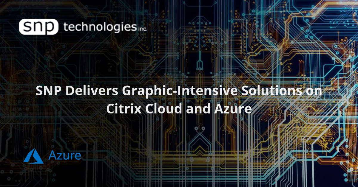 Graphic Intensive Solution with Microsoft Azure