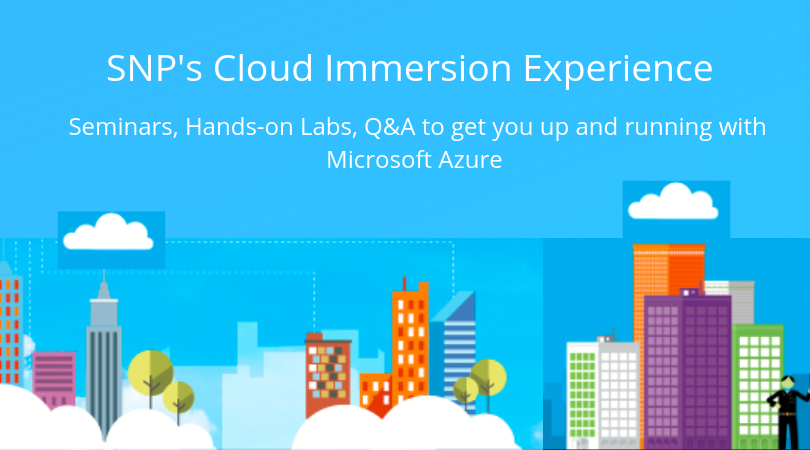 microsoft cloud immersion experience