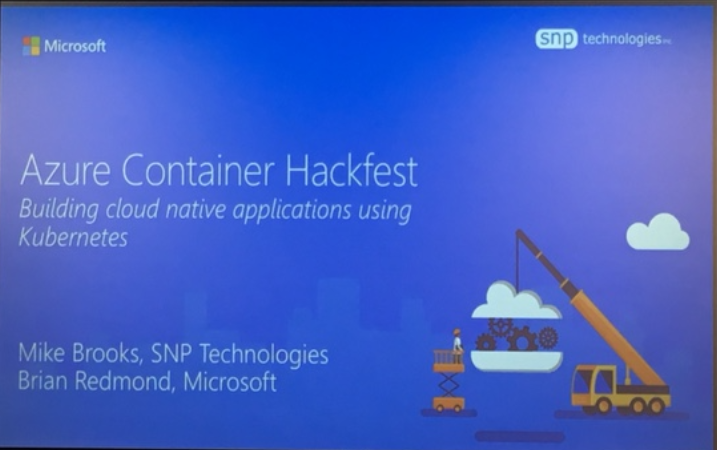 Azure Container Hackfest Building Cloud Native Applications Using Kubernetes