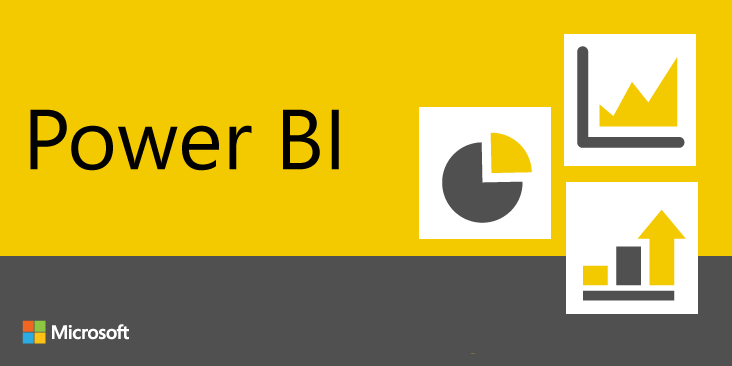 POWER BI LOGO, Power BI on Azure